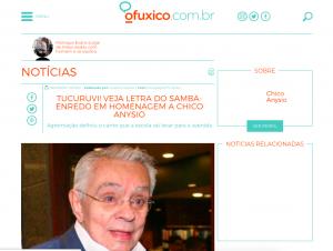 Do OFuxico, em São Paulo 09/09/2019 01h36